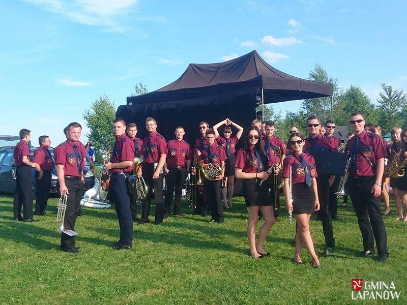 Oglądasz obraz z artykułu: Pierwsze miejsce orkiestry z Sobolowa