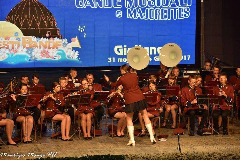Oglądasz obraz z artykułu: Orkiestra z Sobolowa grała dla Papieża Franciszka