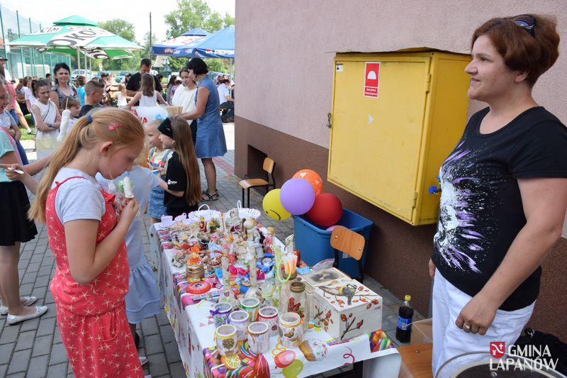 Oglądasz obraz z artykułu: Piknik rodzinny w Grabiu