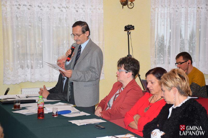 Oglądasz obraz z artykułu: XXXI Sesja Rady Gminy
