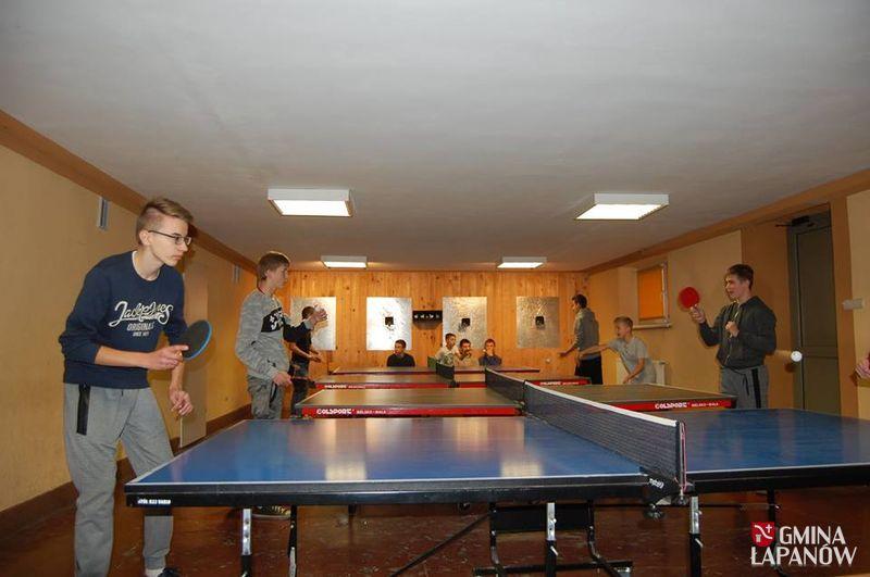 Oglądasz obraz z artykułu: Sport szkolny - Gminne Eliminacje Tenisa Stołowego