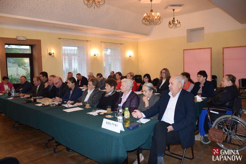 Oglądasz obraz z artykułu: XXIX Sesja Rady Gminy